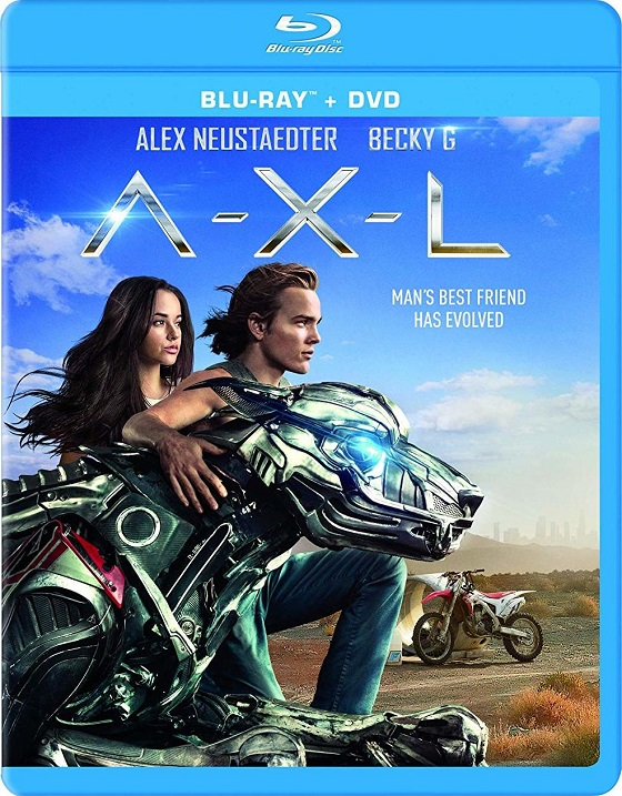 AXL - Blu-ray Review