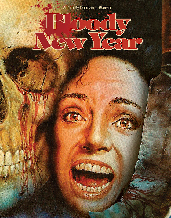 Bloody New Year - Blu-ray