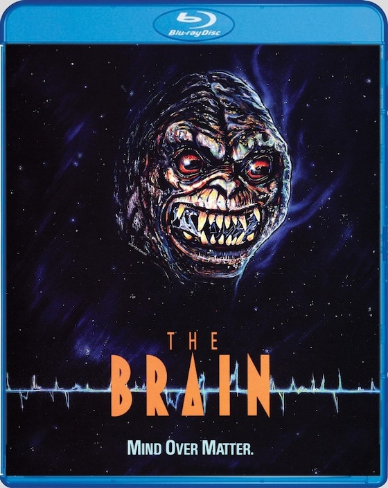 The Brain (1988) - Blu-ray