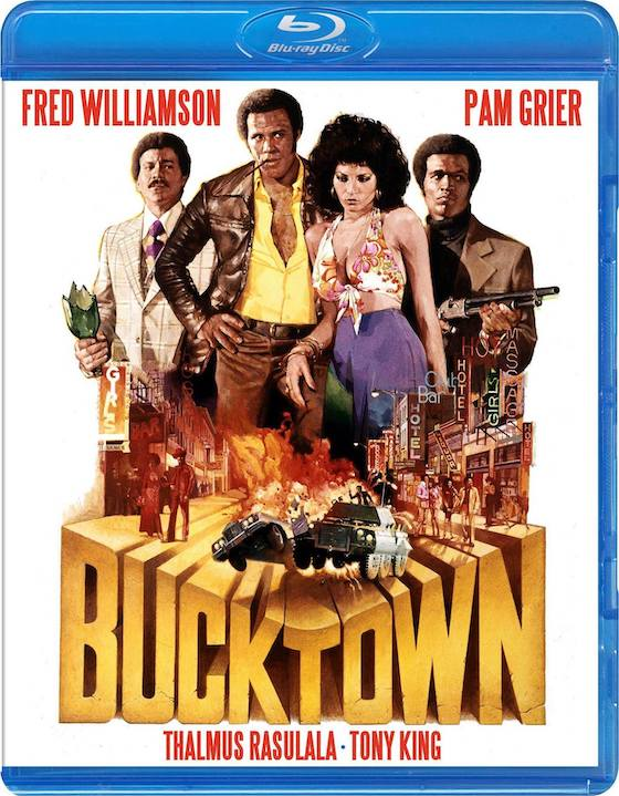 Bucktown (1975) - Blu-ray Review