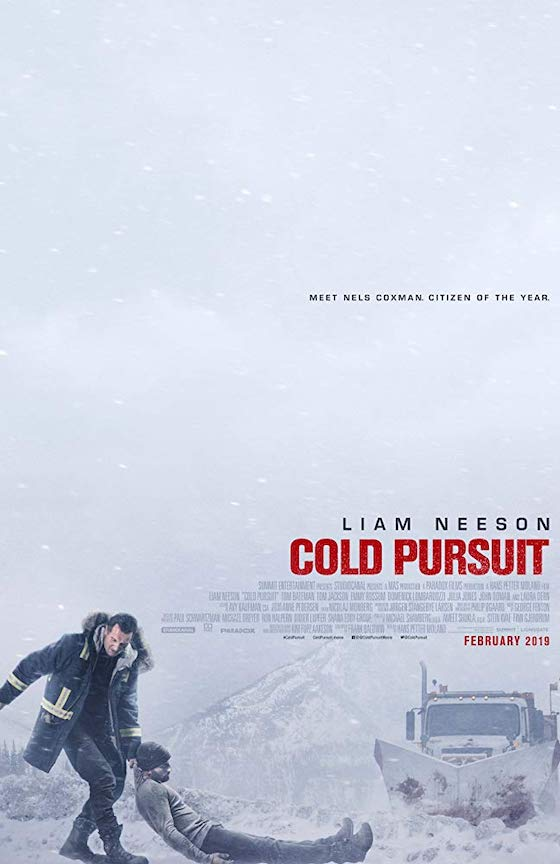 Cold Pursuit - Movie Poster