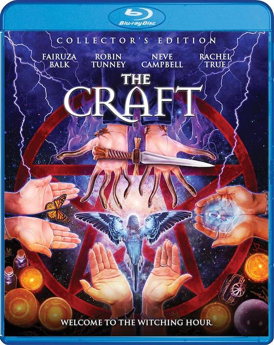 The Craft - Collector's Edition blu-ray