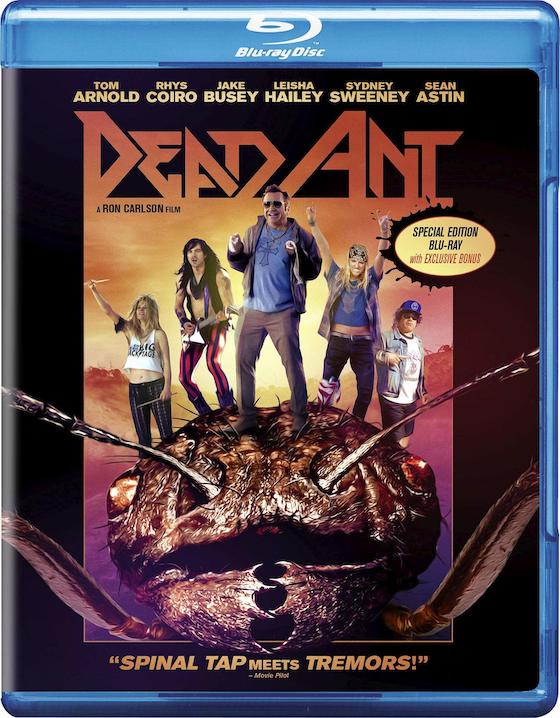 Dead Ant (2017) - Blu-ray Review