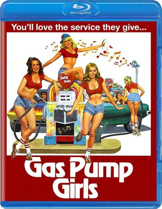 Gas Pump Girls - Blu-ray