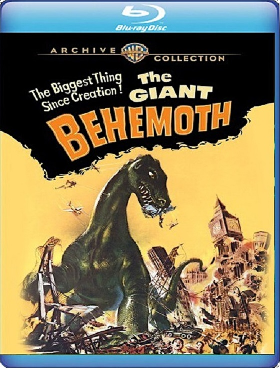 The Giant Behemoth (1959) - Bl-ray