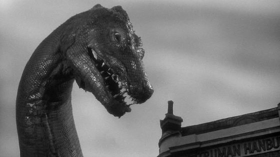 The Giant Behemoth (1959) - Blu-ray Review
