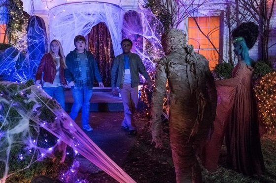 Goosebumps 2: Haunted Halloween - Blu-ray