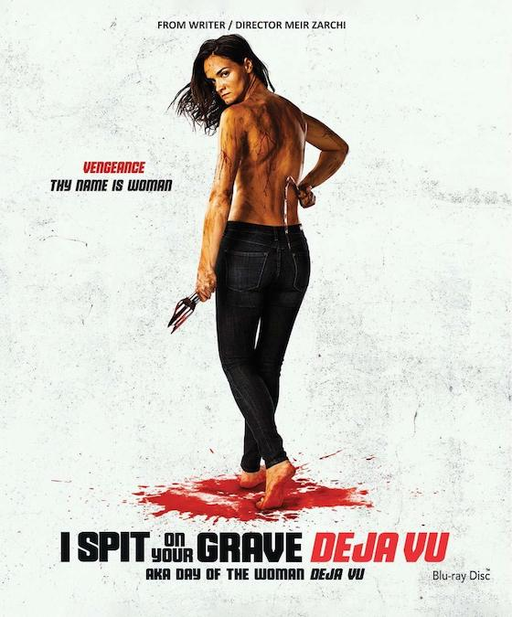 I Spit on Your Grave: Deja Vu (2019) - Blu-ray