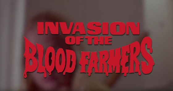 Invasion of the Blood Farmers (1971) - Blu-ray