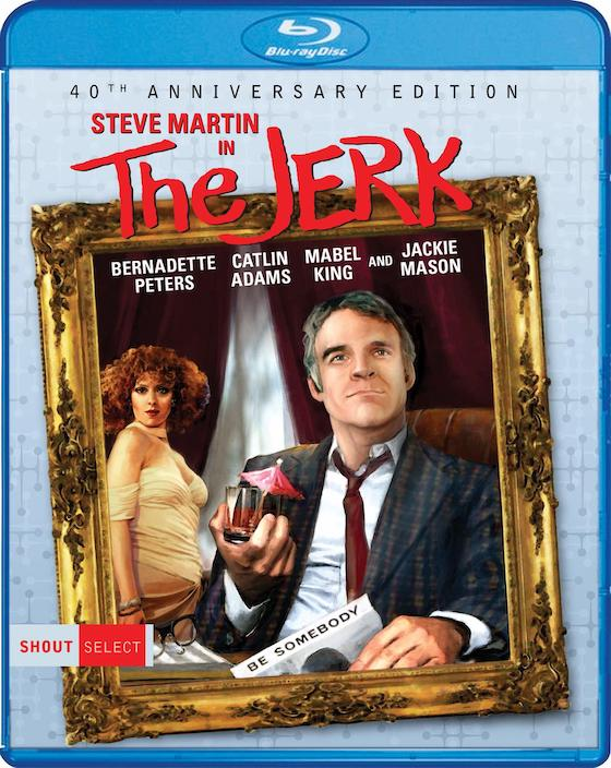 The Jerk: 40th Anniversary Edition Blu-ray