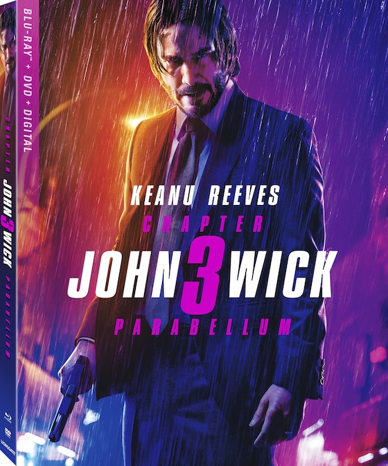 John Wick: Chapter Three - Parabellum