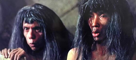 Jungle Holocaust - Blu-ray Review