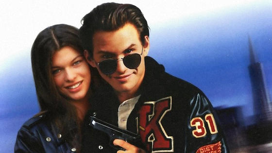 Kuffs (1992) - Blu-ray Review