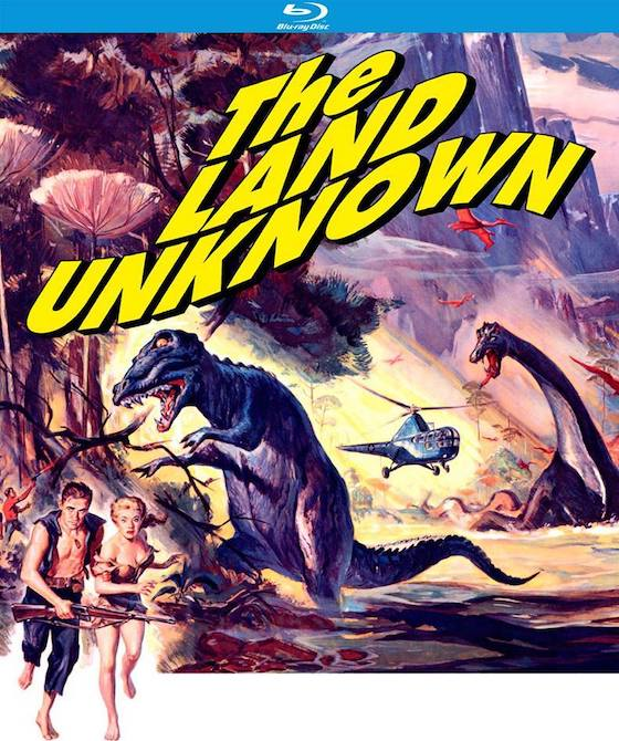 The Land Unknown (1957) - Blu-ray Review