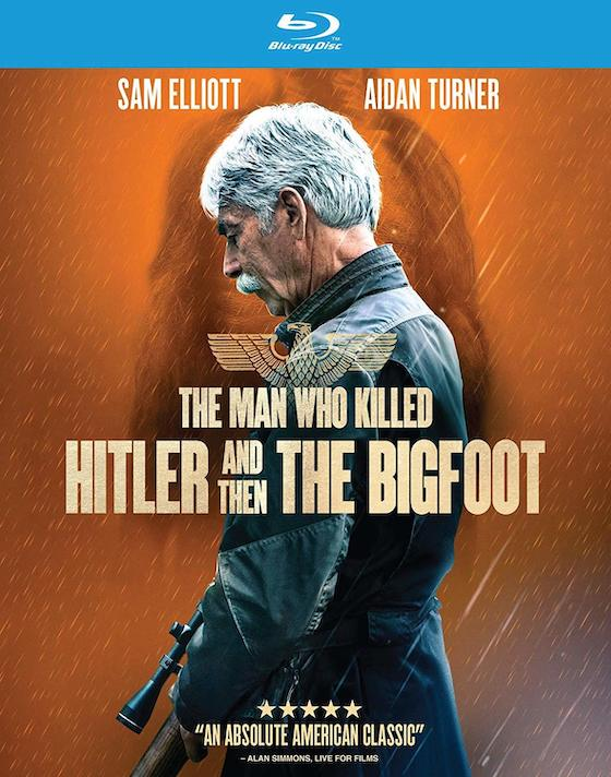 The Man Who Killed Hitler and then THe Big Foot