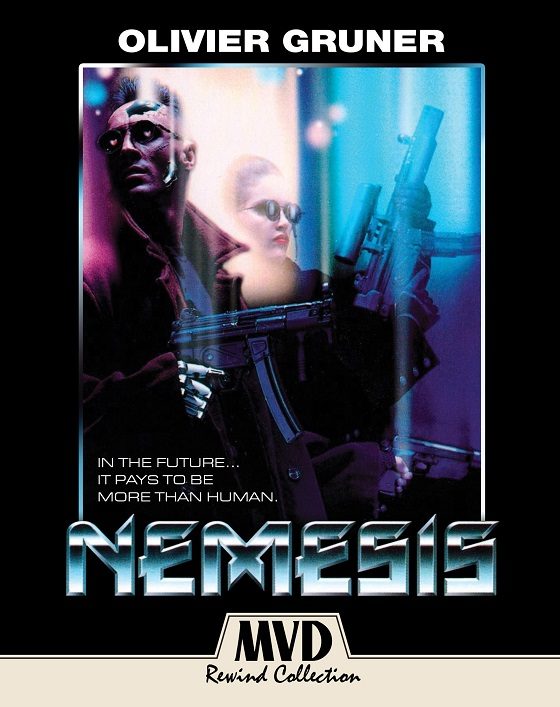 Nemesis: COllector's Edition blu-ray
