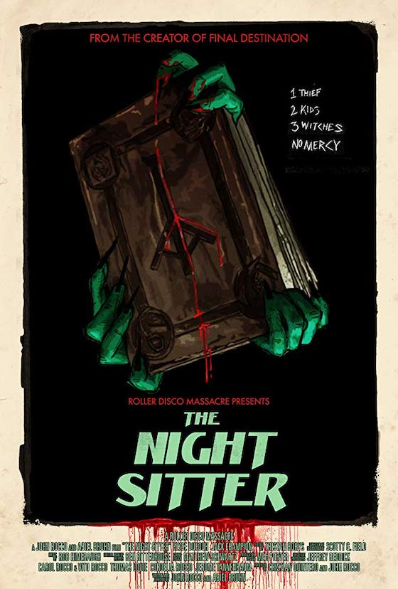The Night Sitter (2019)