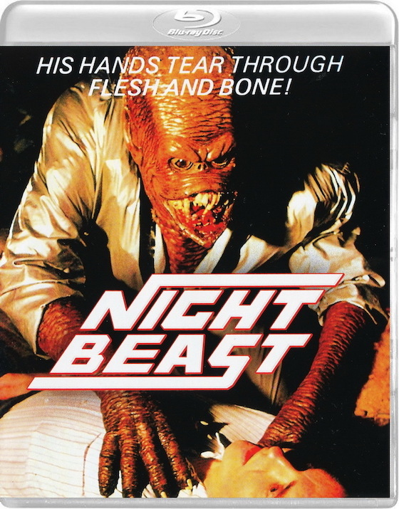 Nightbeast (1982) Blu-ray