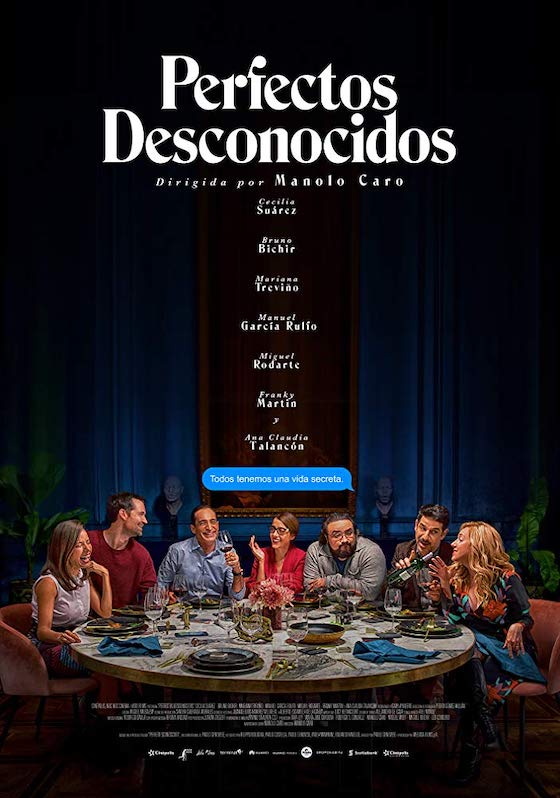 Perfectos desconocidos - Movie Review