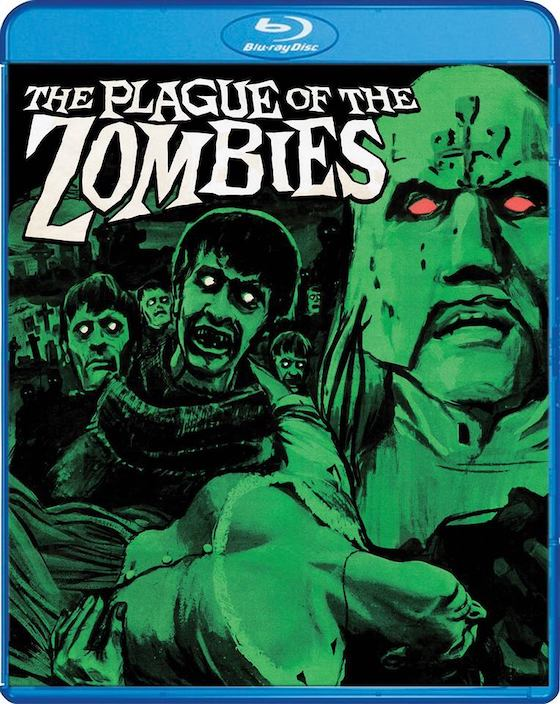 The Plague of the Zombies (1966) - Blu-ray