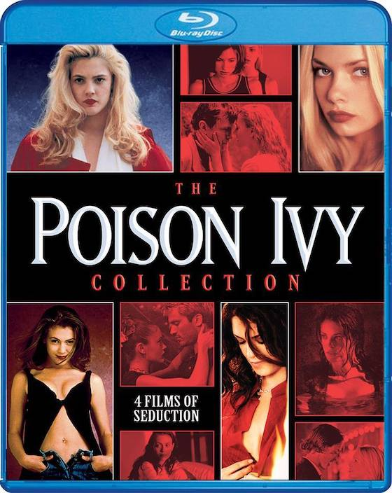 Poison Ivy Collection - blu-ray