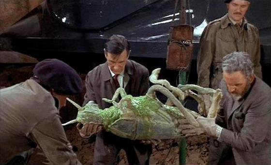 Quatermass and the Pit blu-ray