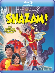 Shazam!: The Complete Live Action Series