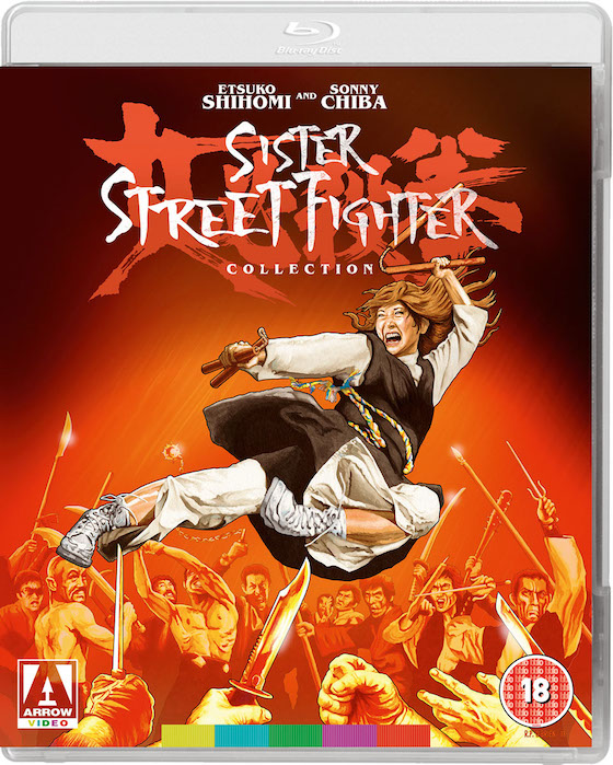 Sister Street Fighter Collection - Blu-ray