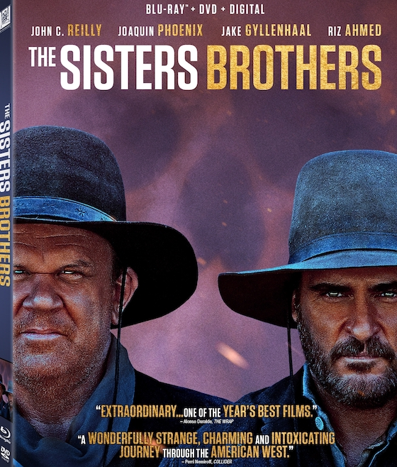 The Sisters Brothers - Blu-ray Review