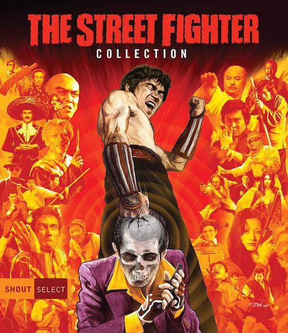 Street Fighter Collection - Blu-ray Review