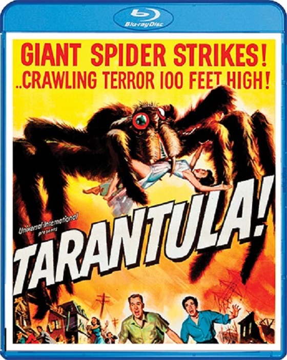 Tarantula (1955) - Blu-ray Review