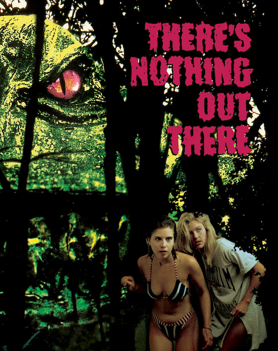 There's Nothing Out There! (1991) - Blu-ray