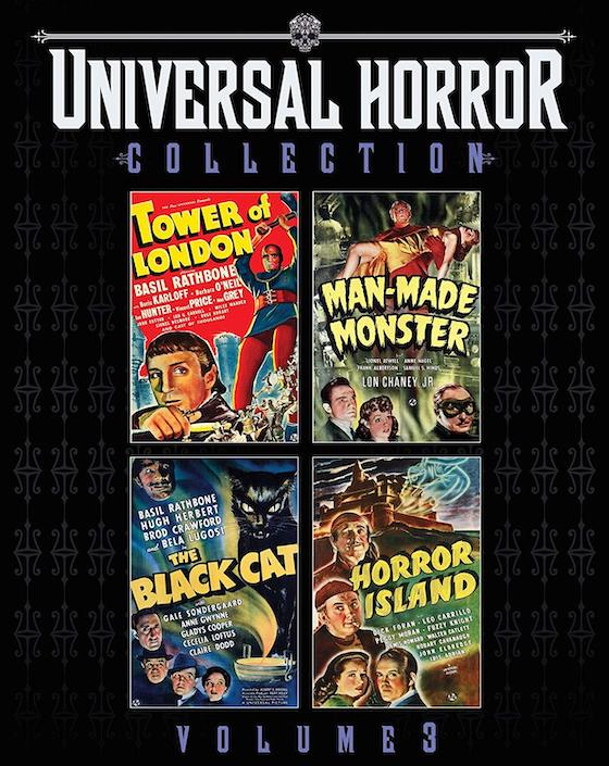 Universal Horror Collection Volume 3