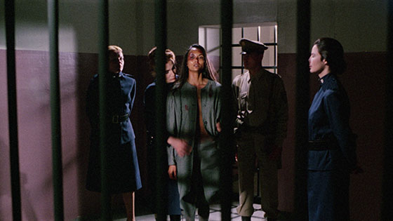 Violence in a Women's Prison (1982) - Blu-ray Review