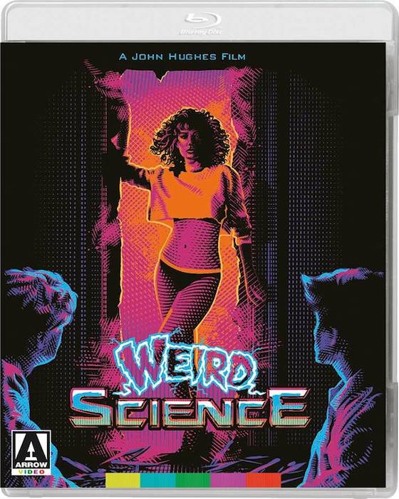 Weird Science (1985) blu-ray