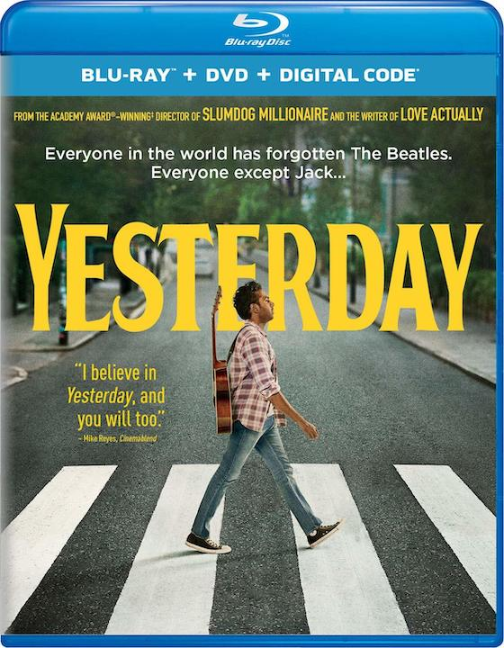 Yesterday (2019) - Movie Review