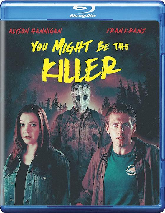 You Might be the Killer - Blu-ray