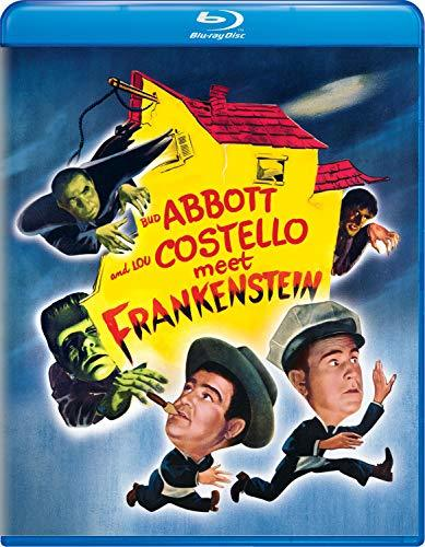 Abbott & Costello Meet Frankenstein (1948)