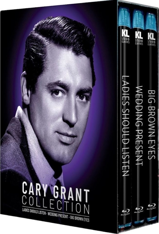 Cary Grant Collection: Ladies Should Listen (1934)