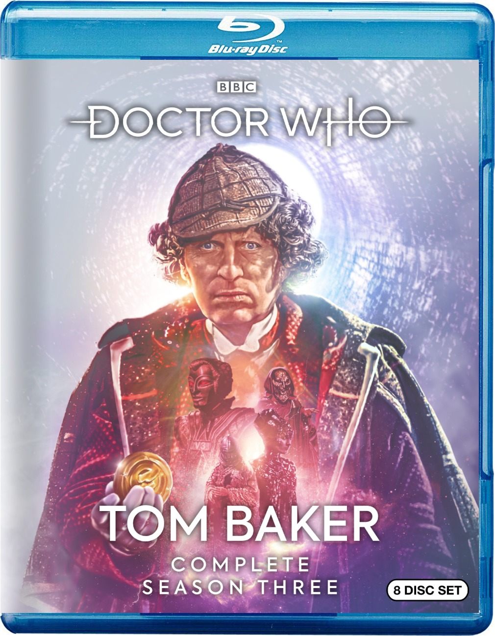 Doctor Who: Tom Baker - The Complete Season Three