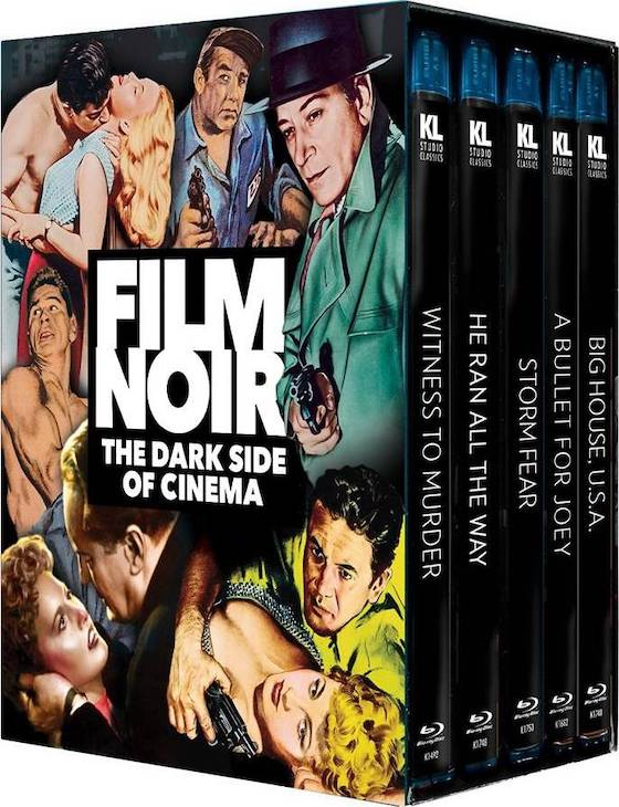 Film Noir: The Dark Side of Cinema, Volume I