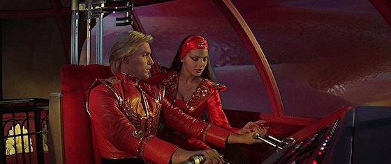 Flash Gordon: Limited Edition Ultra HD 4K