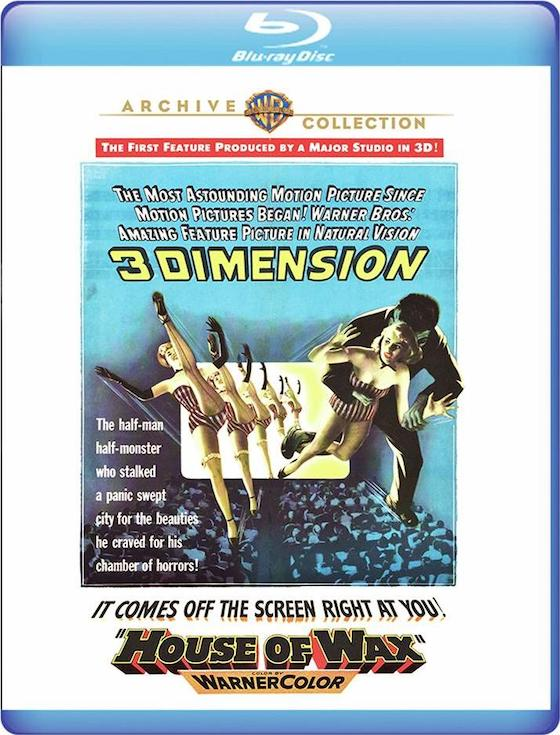 House of Wax 3D: The Warner Archive Collection (1953)