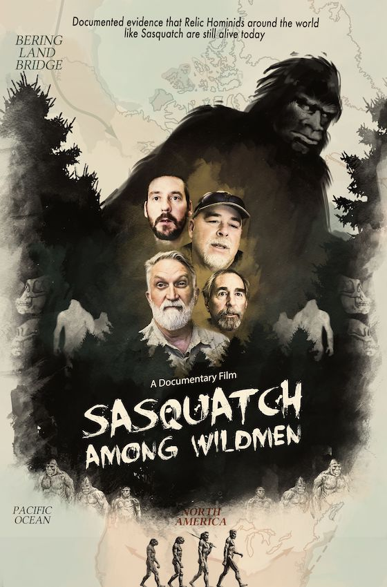 Sasquatch Among the Wildmen