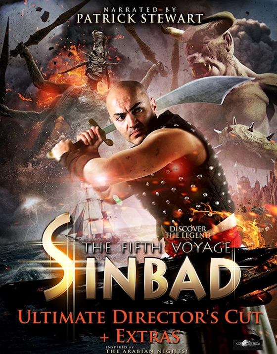 Sinbad: The Fifth Voyage - Ultimate Director's Cut