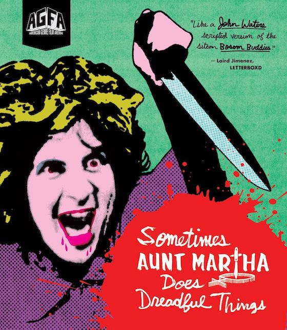Sometimes Aunt Martha Does Dreadful Things (1971)