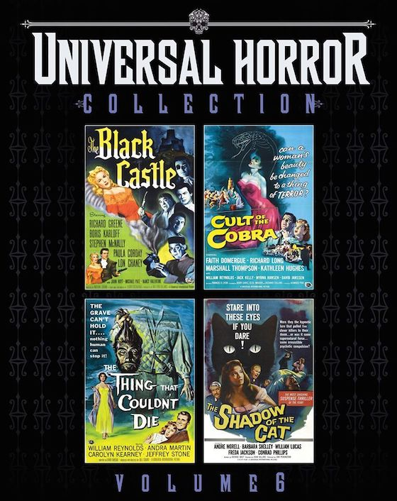 Universal Horror Collection, Volume Five