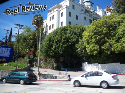 Another shot of Chateau Marmont.