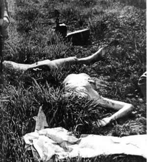 The Black Dahlia - Elizabeth Short