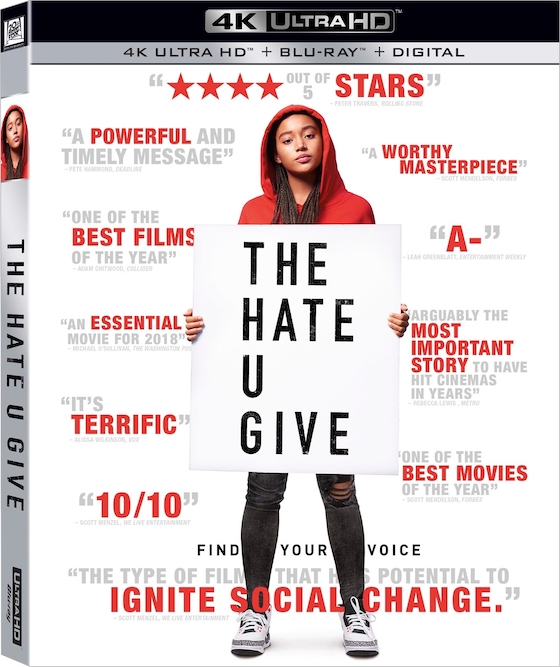 The Hate U Give - 4K